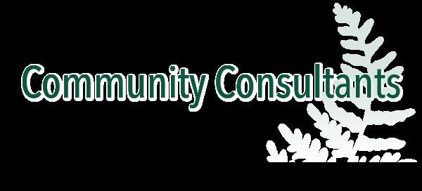 Community Consultants