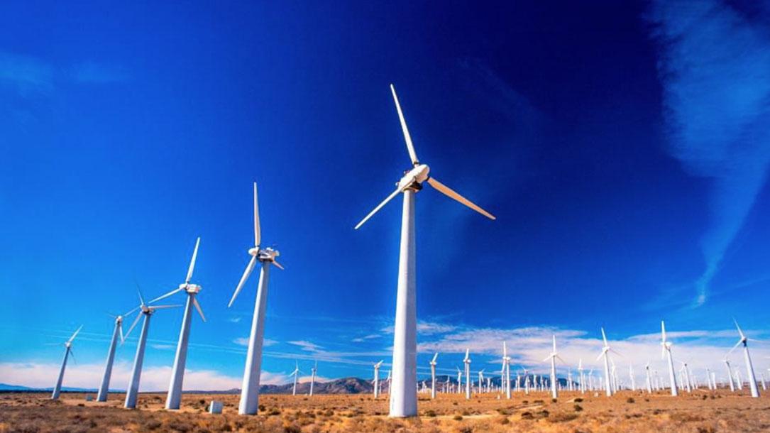 Forbes Media Wind Farm