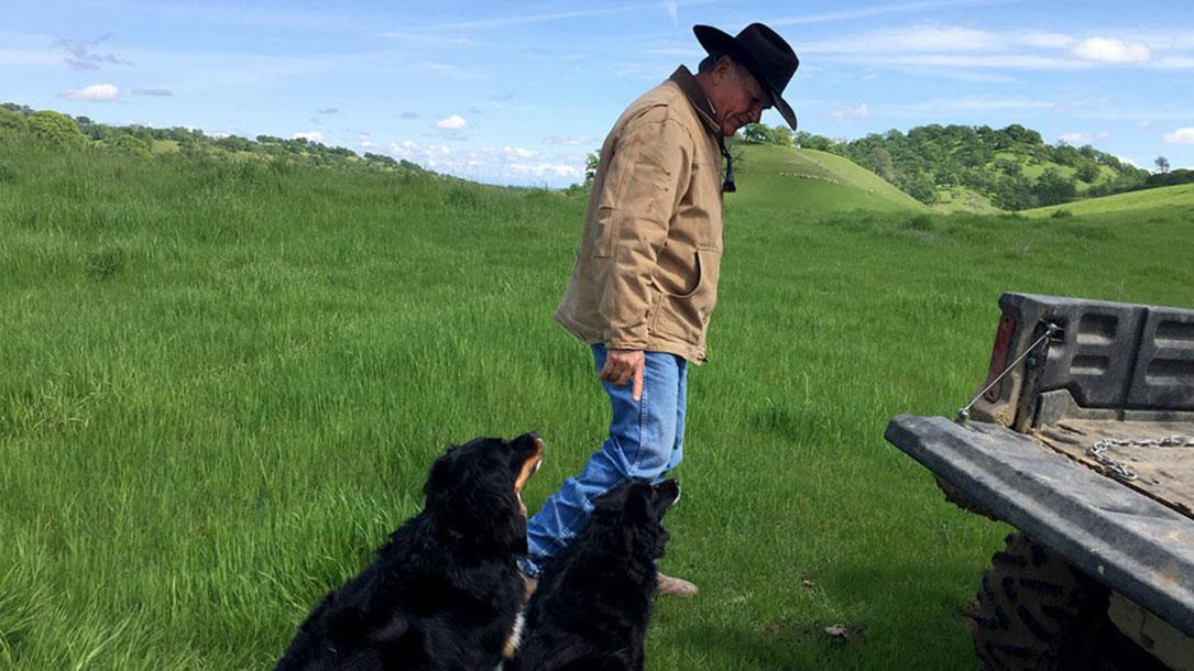 Hank Stone Uses Compost On His Rangelands