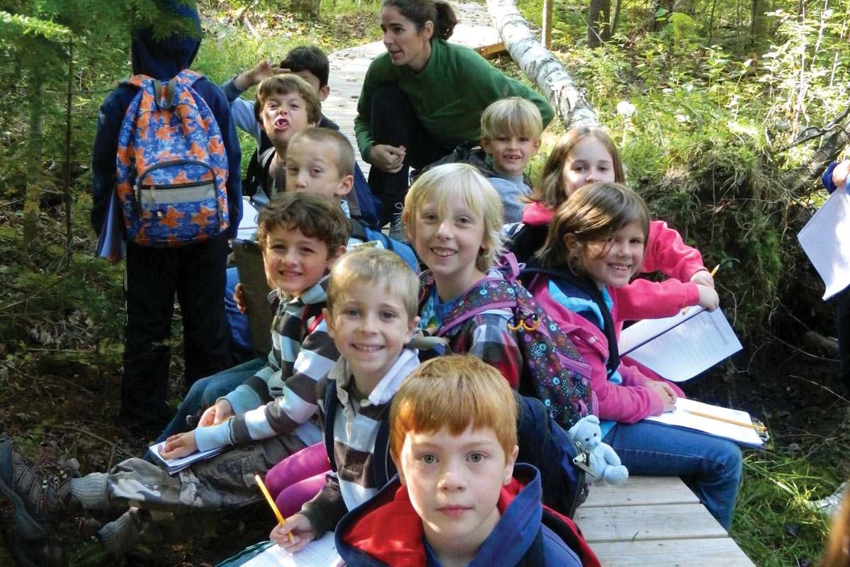Kennebunkport Conservation Trust Outdoor Education