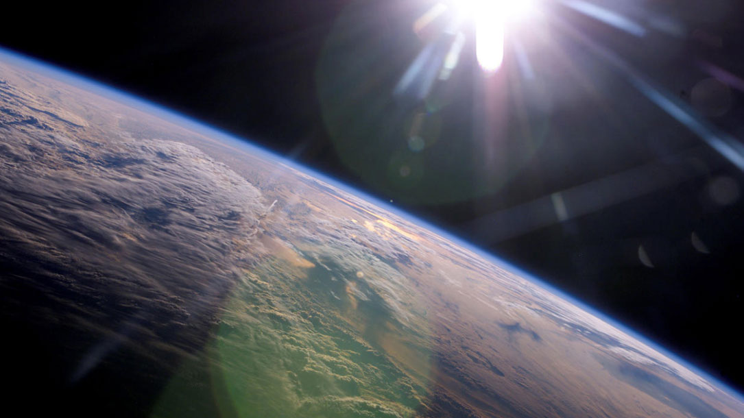 NASA Image Of The Earth