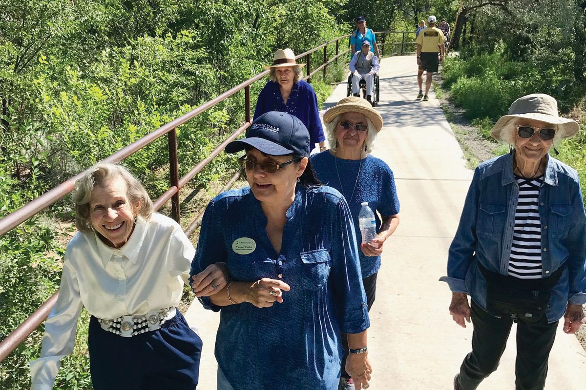 legacy of trail work