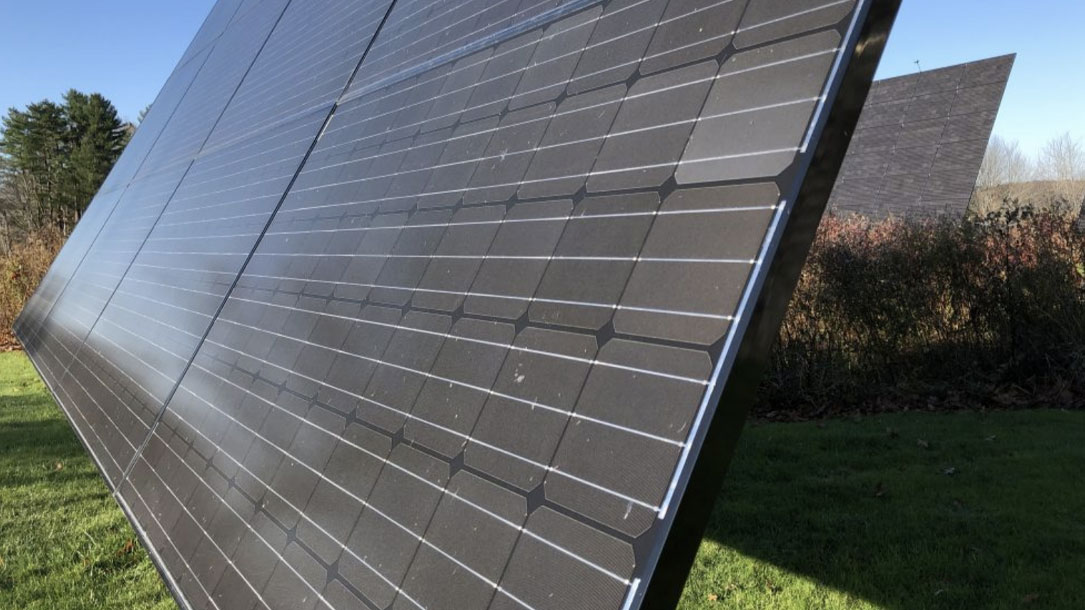 Big Solar Panel