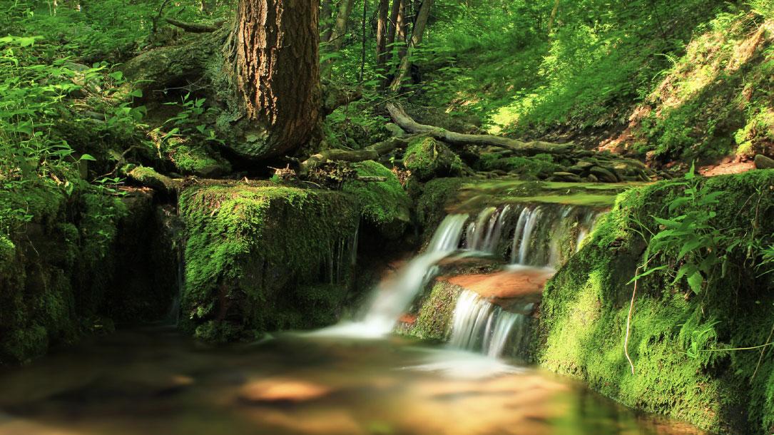 cascading-waterfall