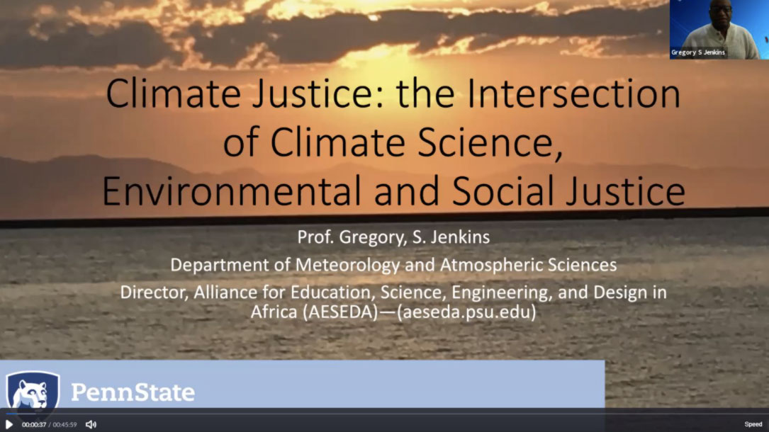Climate Justice Seminar