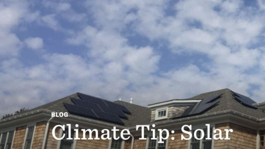 Climate Tip Solar