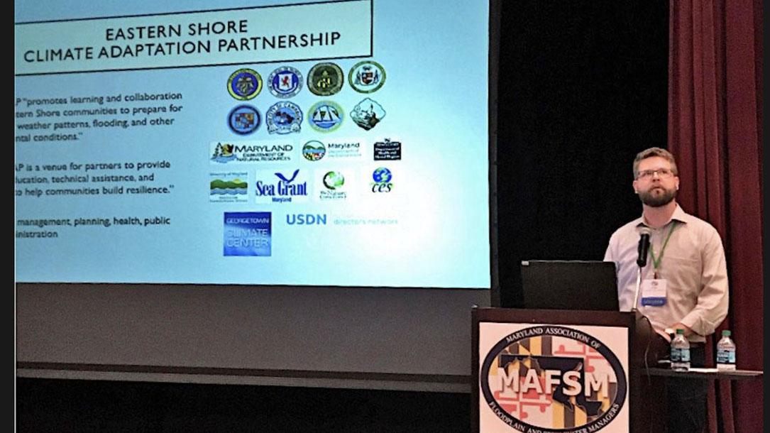 Eastern Shore Climate Adaptation Partnership