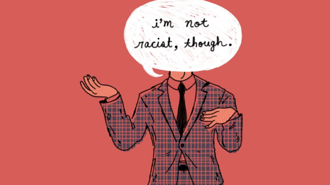 Im Not Racist Tho