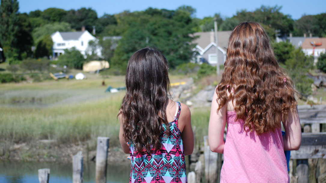 Long Haired Girls