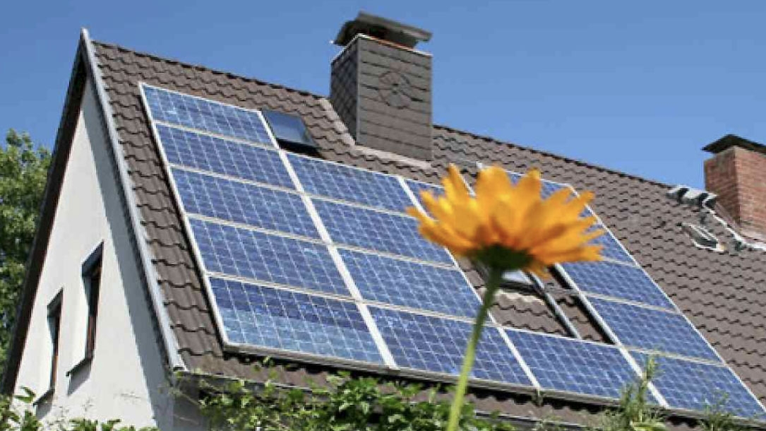 Pitched Roof Solar