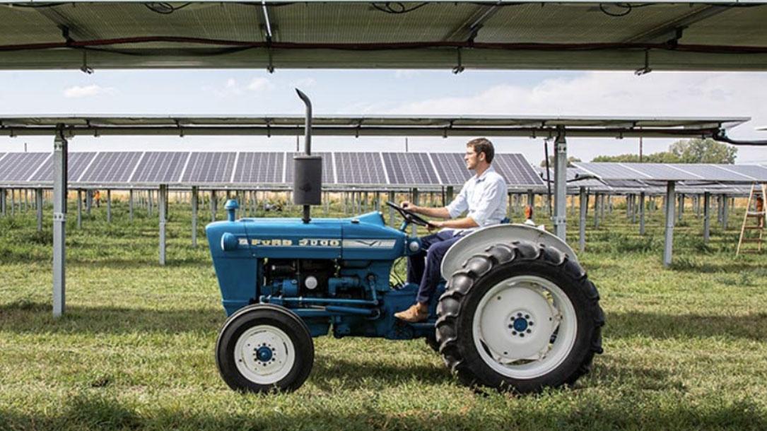 Solar And Tractors