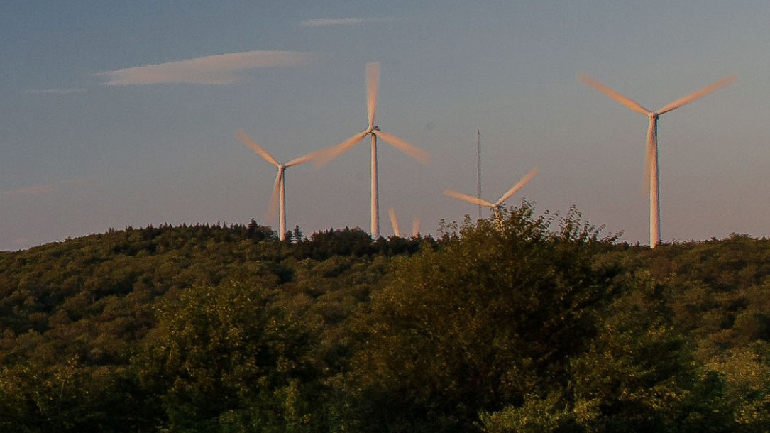 West Virginia Wind Farm