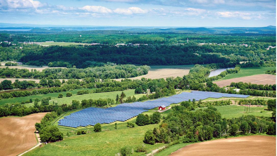 Whitcomb Farm Solar